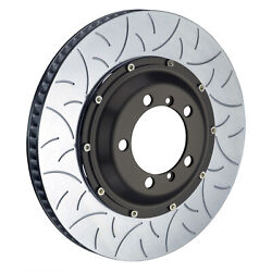 Brembo 380mm Rear 2-piece Discs / Rotors For 09-19 Gt-r R35 203.9008a