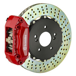 Brembo GT BBK for 11-16 CR-Z | Front 4pot 328mm 1A1.6032A0
