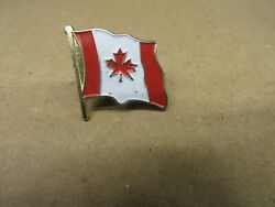 Canada Flag - Maple Leaf - The Canadian Flag Lapel Pin Tie Pin Collar Pin