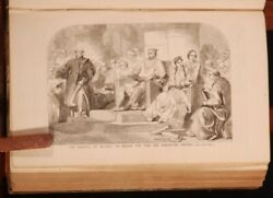 1851 Weekly Visitor Christian Family Reader Bickersteth