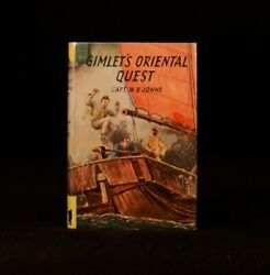 1948 Gimlet's Oriental Quest By Captain W E Johns First Edition