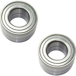 Pair Of Front Wheel Bearings For Rwd 2004-08 Ford F150 06-08 Lincoln Mark Lt Rwd