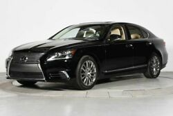 2013 Lexus LS COMFORT PKG  NAVIGATION  LEVINSON *CALL GREG ZIEMER FOR DETAILS AND FREE HISTORY REPORT*