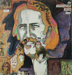 EKL 4015 - The Paul Butterfield Blues Band - The Resurrection Of