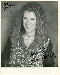 Mimi Kennedy Dharma And Greg Midnight Paris Twilight Zone Signed Autograph Photo