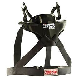 Simpson Female-specific Hybrid Pro Lite Head And Neck Restraint Fia Approved