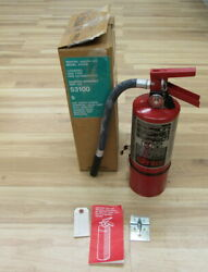 Ansul Sentry 53100 Fire Extinguisher