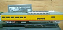 Ho Walthers Proto 85' Acf Dome - Up Heritage Series Union Pacific 920-18203