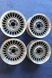 1980 Lincoln Continental Town Car Mark V Wheels With Center Capsandnbsp
