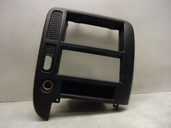 1999 Ford Windstar Climate Control Stereo Console Dash Bezel