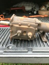 1952-1961 Ford 3 Speed Transmission Good Used