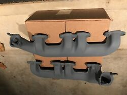 1955-57 Ford Thunderbird Exhaust Manifolds, A Matched Pair