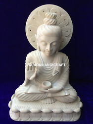 Goddess Blessing Buddha Statue Buddhism Religious Living Room Gifts Decor H4665