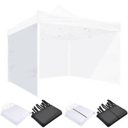 10x10 ft Side Wall for Pop Up Canopy Tent Wedding Party Instant Shelter Sidewall