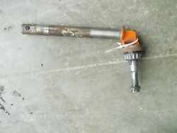 Allis Chalmers C Tractor Factory Square Wide Front End Steering Spindle Andb Kk