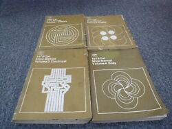 1978 Lincoln Continental Shop Service Repair Manual Set Mark V RWD