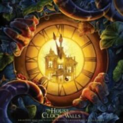 NATHAN BARR: HOUSE WITH A CLOCK IN ITS WALLS: ORIGINAL MOTION PICTURE {LP vinyl}