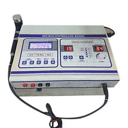 Electrotherapy Physiotherapy Unit Combo Of Ultrasound + Ift+tens+ms 4 In 1