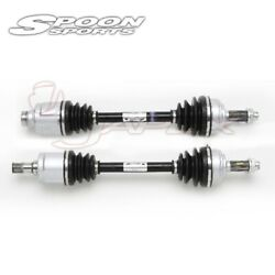 Spoon Drive Shaft Set For Accord Euro R Cl7 10/2002-11/2008 K20a 42300-cl7-c00