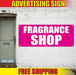 FRAGRANCE SHOP Banner Advertising Vinyl Sign Flag parfum beauty make up cosmetic $139.90