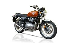 Bs Exhaust For Royal Enfield Interceptor 650 And Continental 650 Gt Euro 4