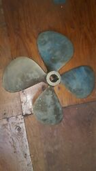 Used Hy-torq Nibral Propeller 28 L 33 M Cup