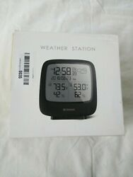 X-sense Wireless Weather Station With 500 Ft Wireless Range, Large Backlit Lcd,