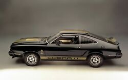 1976 Ford Mustang Cobra Ii Poster   24x36 Inch