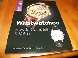 Miller's Wristwatches Wristwatch Values Guide Collector Watch Collecting Book