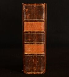 1825 2 Vols In 1 The Economist And General Adviser Frontispiece First Edition