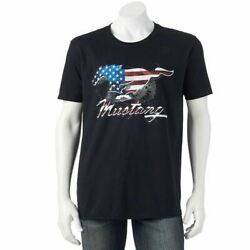 Mustang Americana T-shirt - Discounted And Free Usa Shipping Last Ones