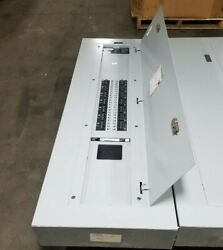 Siemens S1c42ml600ats 600a Panelboard 208y/120v 3 Phase 4w Type 1 Encl Can Ship