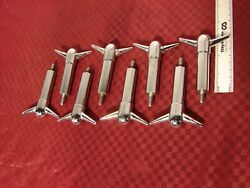 Vintage T Wing Valve Cover Hold Down Bolts Sb 283 35 Chevrolet Eelco Cal Custom