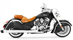 Freedom Performance Exhaust 4.5 Combat Chrome Indian Motorcycle 2014-2019 473124