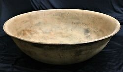 32 Antique Jade Bowl With Characters Lw03 - Only One - Rare