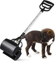 Dog Pooper Scooper Large for Pets and Cats Heavy Duty Waste Pickup Remover $12.95