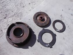 Ford 601 Workmaster Tractor Clutch And Pressure Plate Assembly