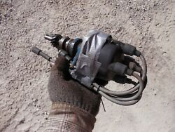 Ford 601 Workmaster Tractor Engine Motor Distributor Drive Assembly W/ Wires