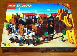 Newlego System Fort Legoredo 6769 Classical Rare Discontinued Vintage
