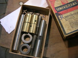 1936 Chevy Passenger And Sedan Delivery King Pins Spindle Bolts Set My Last Set