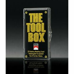 Scale Motorsport The Tool Box Building And Finishing Tools 1104