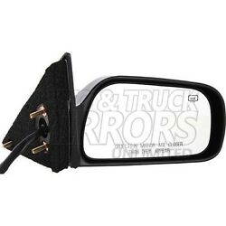 Fits 97-01 Toyota Camry Passenger Side Mirror Replacement - Heated - Usa Built