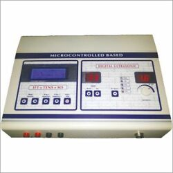 New Electrotherapy Physiotherapy Unit Combo Of Ultrasound + Ift+tens+ms