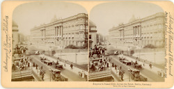 Stereo, Allemagne, Deutschland, Berlin, Palais Impérial, 1894 Vintage Stereo Car