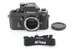 [exc+5 S/n792xxxx] Nikon F2 As Photomic 35mm Final Late Model From Japan 023