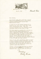 Lady Bird Johnson - Typed Letter Signed 05/28/1980