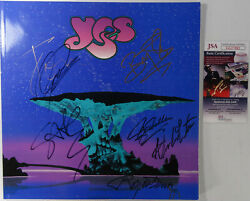 Signed Yes Autographed 2019 Tour Program Book Certified Authentic Jsa Gg17082
