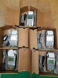 Verifone Vx520 Contactless Units/refurbished/unlocked/used/lot Of 5
