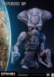 Independence Day Resurgence Alien 1/1 Life Size Bust Limited 350 Prime 1