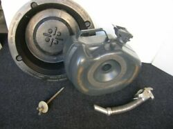 Mercedes Benz Reserve Canister Gas Spare Tyre Tire Jerry Can Mb Bellino Set